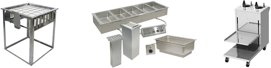 Piper Products Kitchen Serving Systems